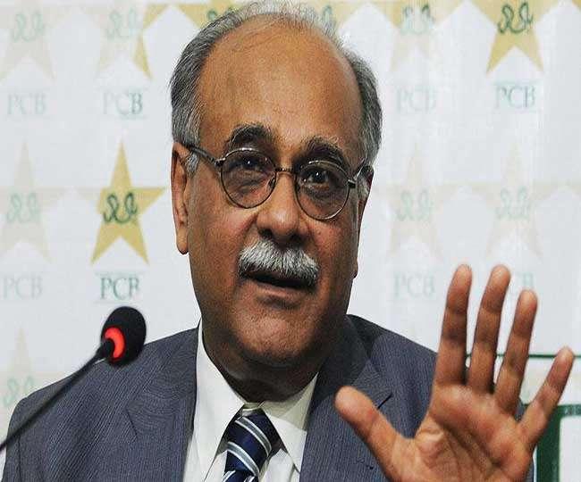पाकिस्तान क्रिकेट बोर्ड के नए अध्यक्ष बने नजम सेठी