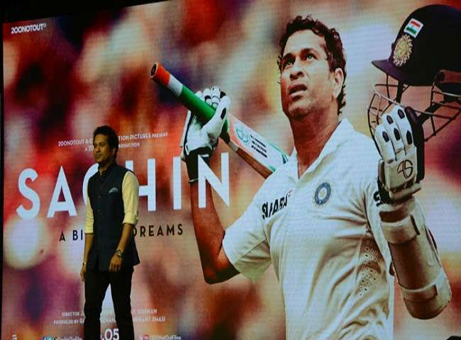 फिल्म रिव्यू: सचिन सचिन सचिन: अ बिलियन ड्रीम्स (साढ़े तीन स्टार)
