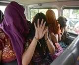 देह व्यापार के लिए होता था कार इस्तेमाल, लिख रखा था 'भारत सरकार'
