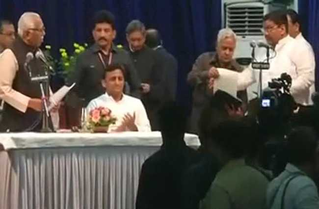 Akhilesh Yadav's Seventh Cabinet Expansion Tomorrow, Lucknow On Upper Hand