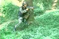 Two militants killed by security forces in Baramulla