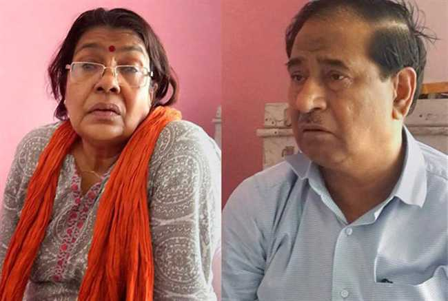Ex MLA Usha Sinha slapped Baccha when he blamed Lalkeshwar for scam
