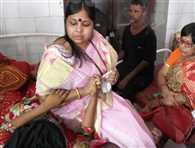 NCW member raises question over medical test in sadar hospital