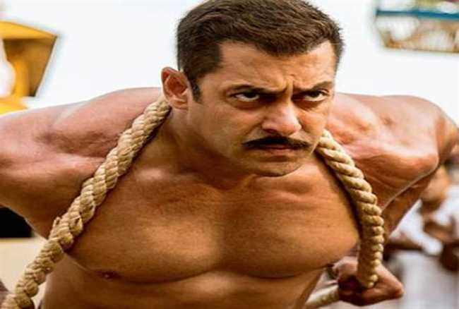 Salman Khan is BADLY bruised in this new still from Sultan