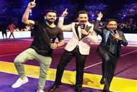 Virat Kohli reached in Pro-Kabaddi opening ceremony