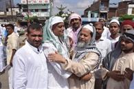 उत्साह के साथ संपन्न हुआ ईद उल फित्र का त्योहार