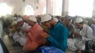 मांडू में ईद धूमधाम से संपन्न