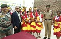 सीएन कॉलेज को मिला पूरे भारत में तीसरा स्थान