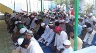पतरातू में हर्षोल्लास के साथ मनाया गया ईद