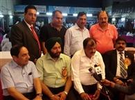 लायंस क्लब मंडी गो¨बदगढ़ ने मनाई 43वीं चार्टर नाइट