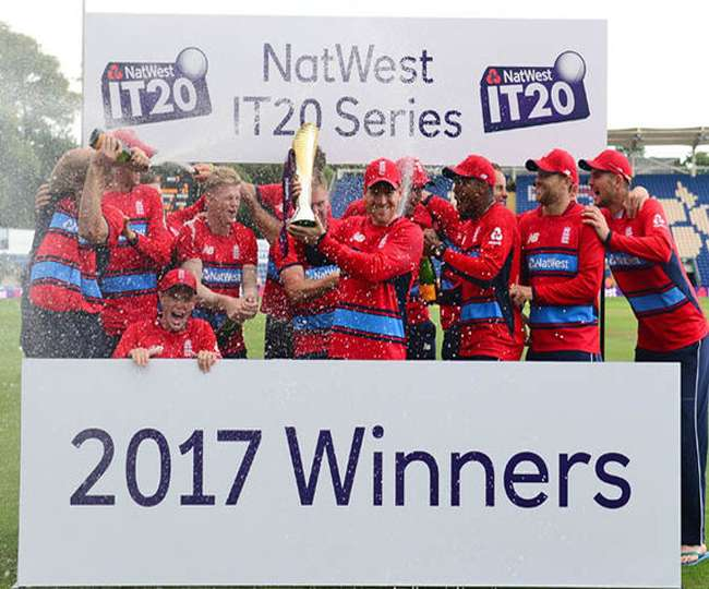 England beat South Africa in the third t 20 match and seal the series