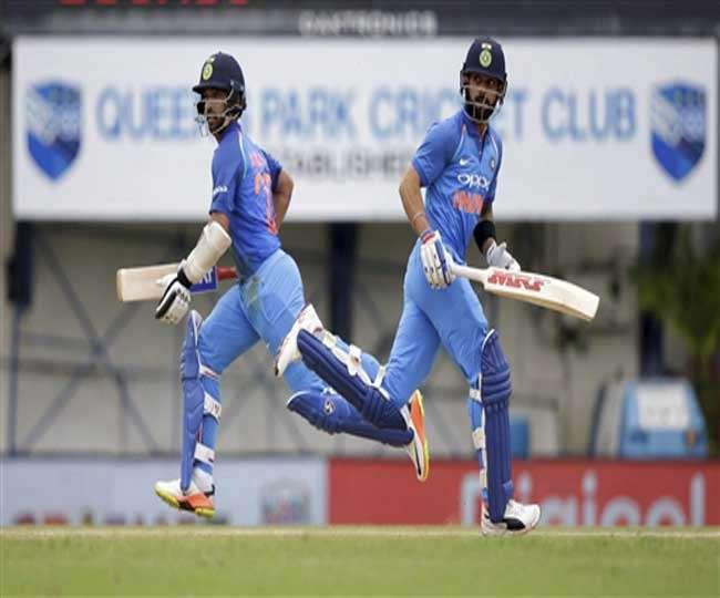 Rahane allows us to play an extra bowler says Kohli