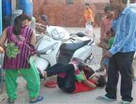Fight Between Two Girls In Meerut For Boyfriend