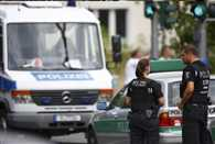 A patient suicide after shoot a doctor in Berlin