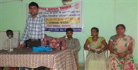 civic Block office conducted a three-day disaster training