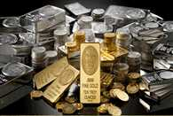 Price rise in Gold and silver
