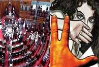 Minor rape in Delhi has raked up in Parliamant