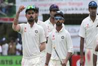 Indian Test team a wonderful opportunity to become number one in the ICC Test ranking