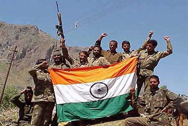 On Kargil Vijay Diwas nation remembers martyrs