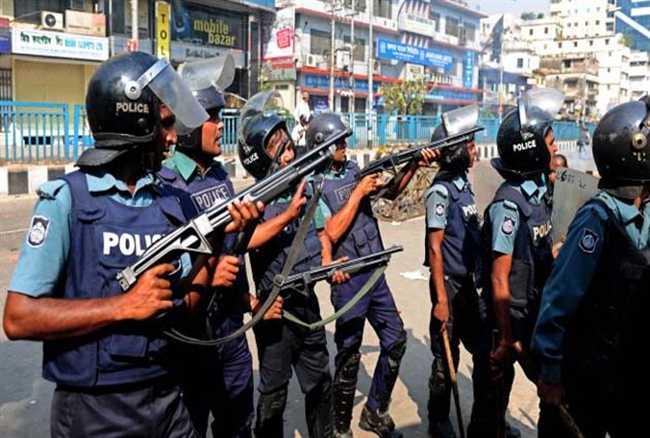 Nine militants killed in Dhaka