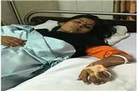 Expelled BJP leader Dayashankar Singh's wife Swati admitted in hospital