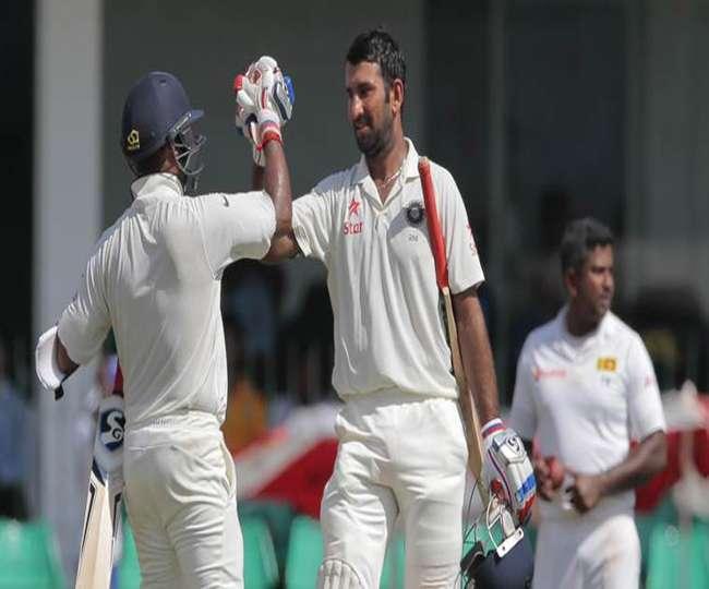 पुजारा ने भी बजाया लंका में डंका, इस टीम के खिलाफ लगातार दूसरी बार किया ये काम