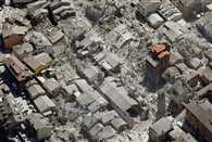 Earthquake in Italy claims 247 lifes
