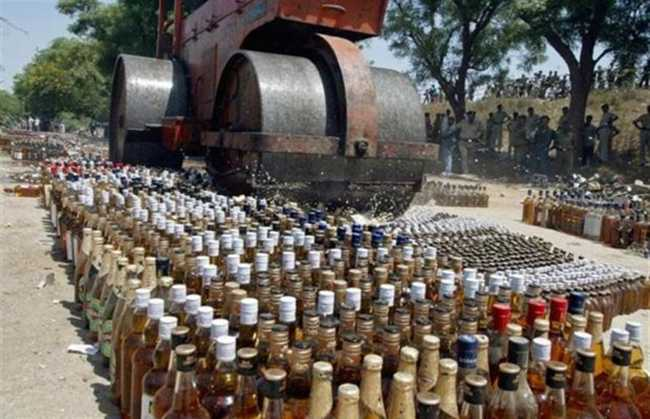 ban on alcohol in bihar army warns personnel donot carry while travelling in bihar