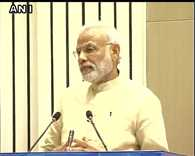 PM Narendra Modi Launches NITI Aayog Lecture Series