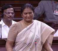 SC gives interim protection to Rajya Sabha MP Sasikala Pushpa