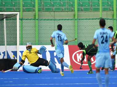 Indian hockey team to play China in last match, need a draw to cruise ahead