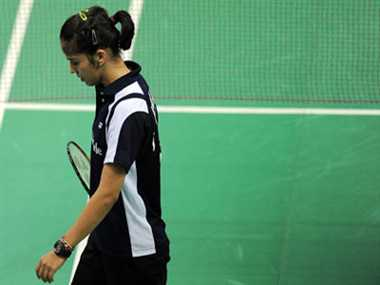 Indian shuttler Saina and Kashyap lose in Asian Games 2014