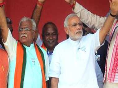 wish tweets increases on haryana cm manohar lal khattar twitter account