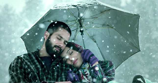 Shahid Kapoo's Haider screened at Rome Film Festival!