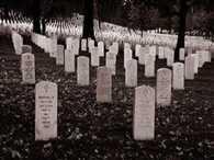 Man found buried alive in graveyard