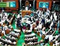 Lok Sabha Speaker rejects adjournment notice by Cong on the issue of black money