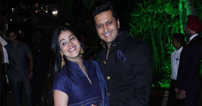 It's a boy! Genelia and Riteish welcome first child