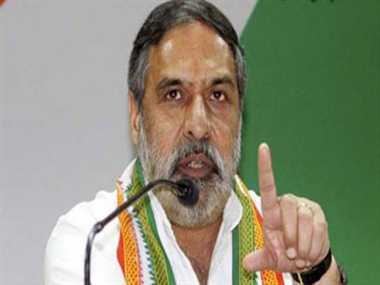 Anand Sharma comment on Black money in rajya sabha