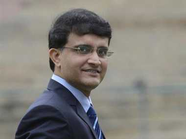 Ganguly will not be commentary in the first two Tests