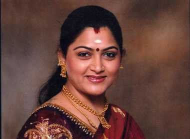 Actress Khushboo to join Congress