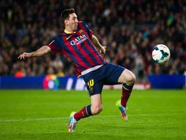Messi became the highest goal scorer in Champions League