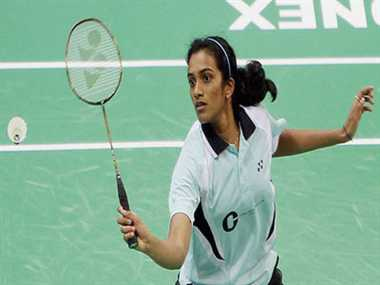 Macau Open Badminton: Sindhu in prequarter final