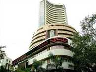 Sensex ups 100 points in early trade