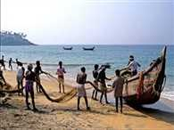 srilankan navy arrested 15 Indian fisherman