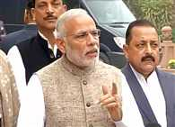 Debate, discussion and dialogue are soul of the Parliament: PM Narendra Modi