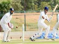 Dhruv and Nitish save Delhi in Ranji Trophy