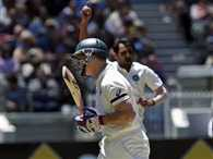 Australia manages to get on track after initial wickets