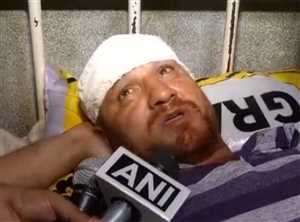 जम्मू-कश्मीर: पुलिसकर्मी पर जानलेवा हमला