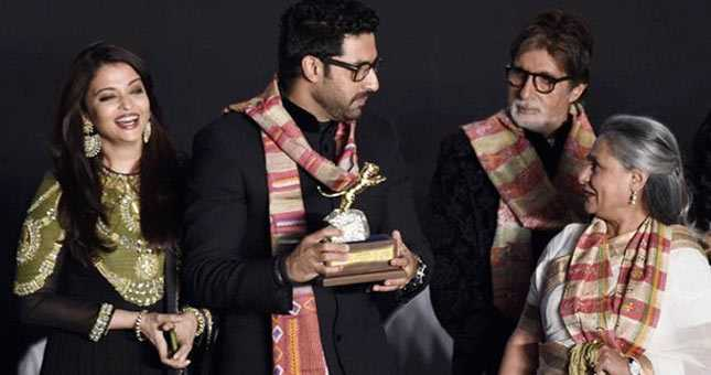 Bachchans now have 7 Padma awards in the family