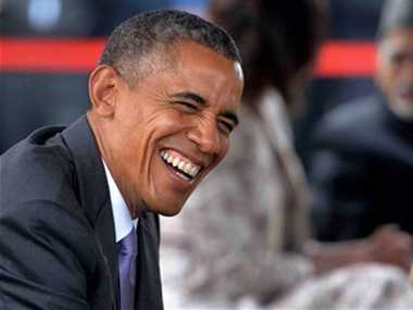 last day of barack obama three days india visit